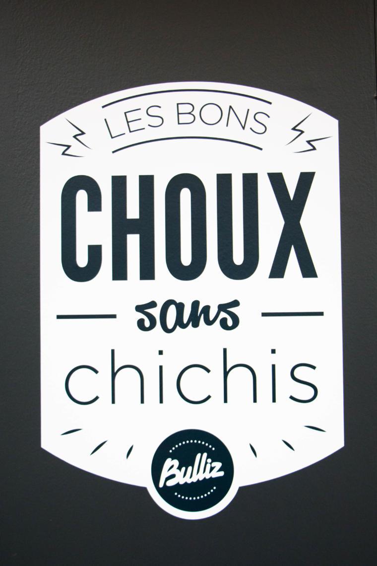 Bulliz, la cantine à choux de Paris, une bonne adresse parfaite pour un brunch !