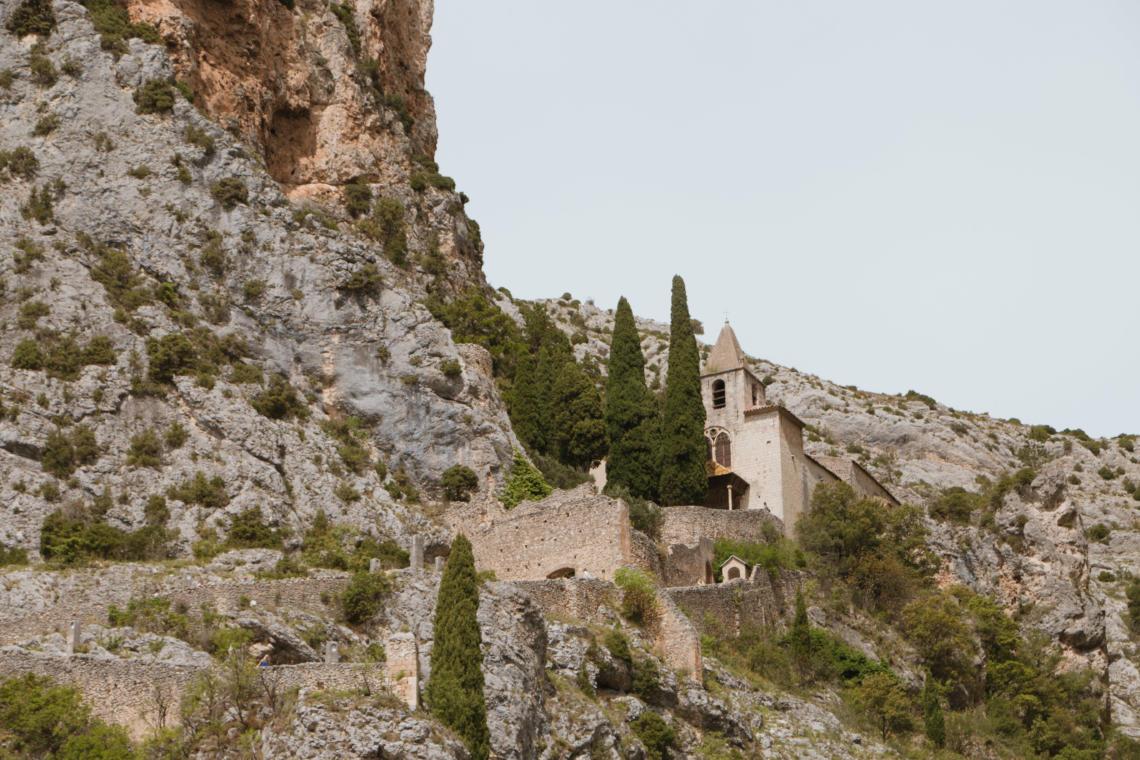 La Chapelle Notre-Dame-de-Beauvoir de Moustiers-Sainte-Marie