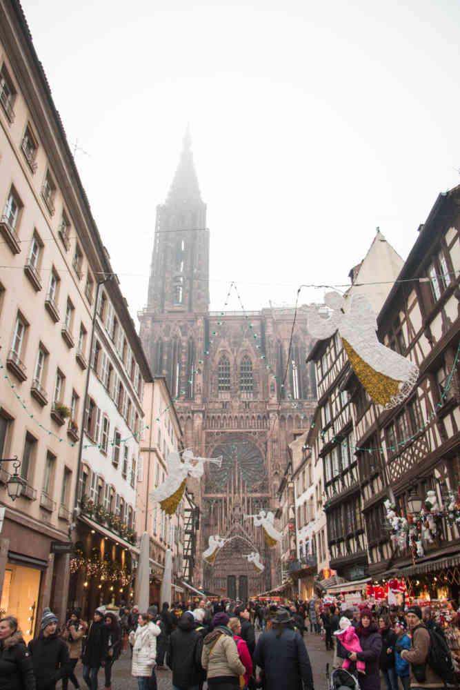 Marché de Noël de Strasbourg