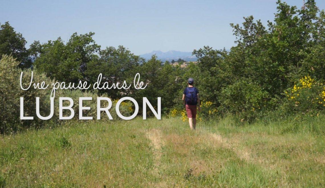 VIDEO – Une pause dans le Luberon