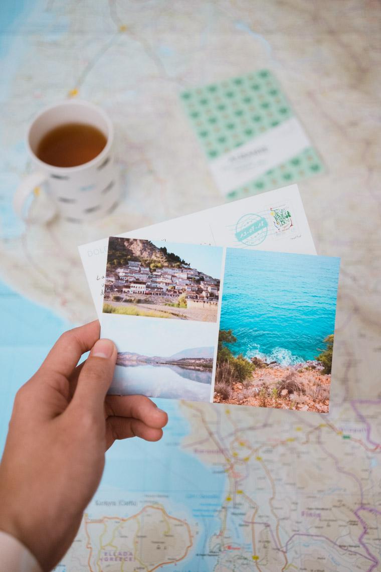Personnaliser et envoyer des cartes postales avec Fizzer