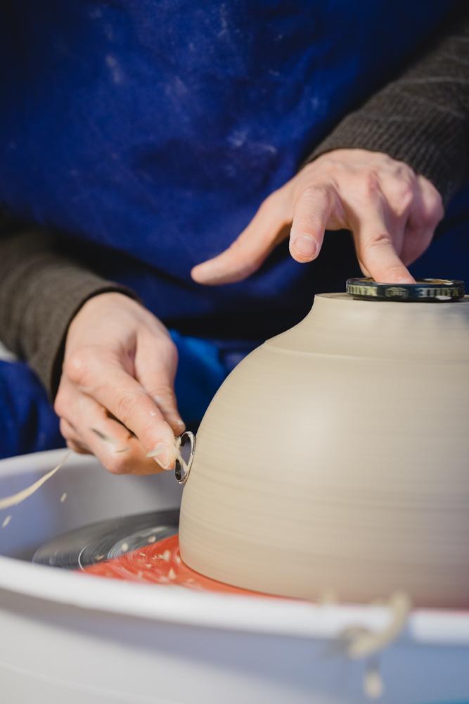 Babillages 24 : Parmi mes événements d'avril, découvrez quelques images des #JEMA19 avec un atelier de #céramique