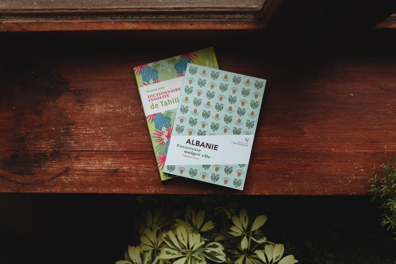 Inspiration : mes (beaux) livres de voyage - S'inspirer, comprendre une culture et organiser son voyage