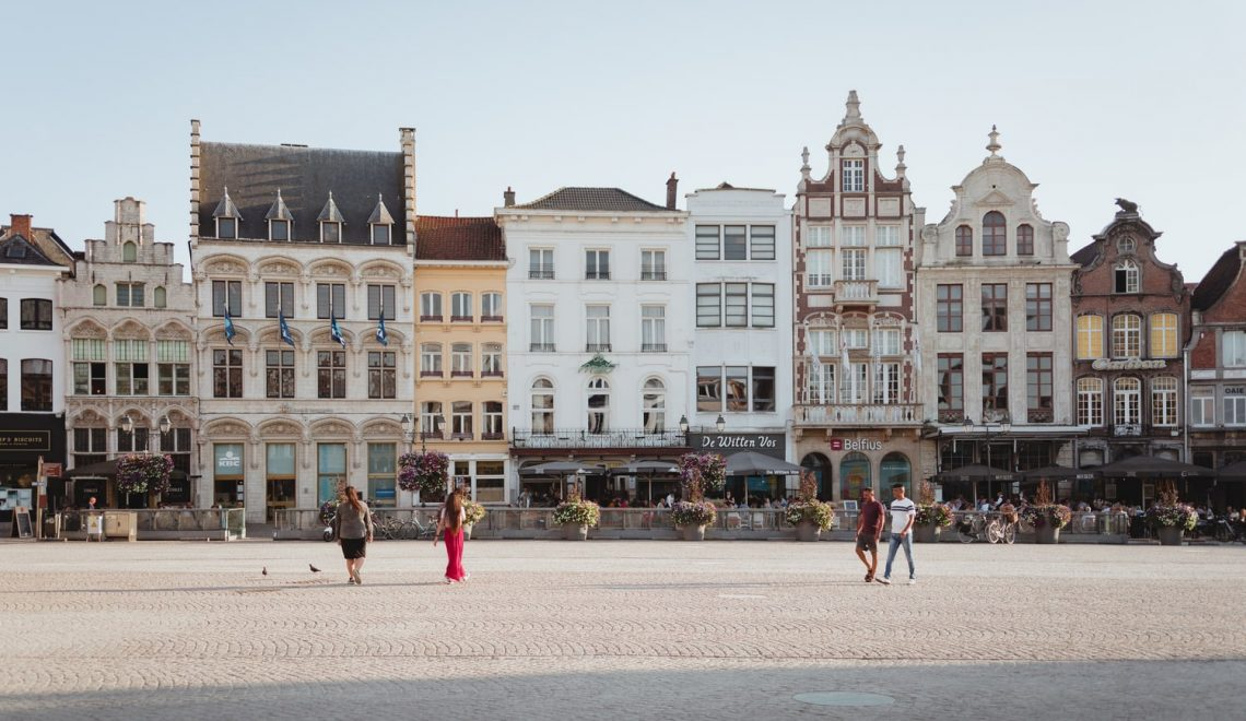 Week-end à Malines : citytrip en slow travel en Belgique
