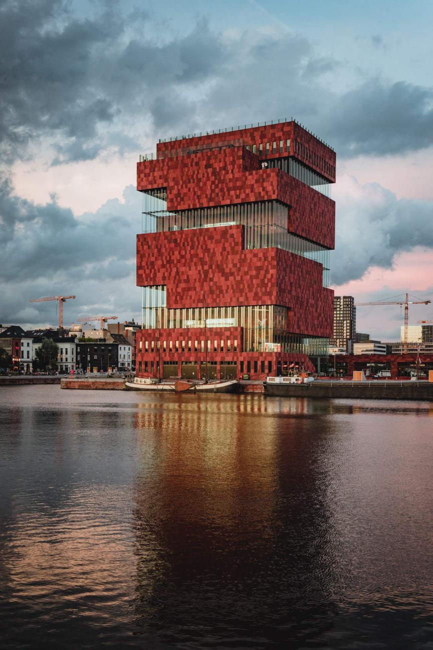 Le MAS, Museum aan de Stroom - Anvers