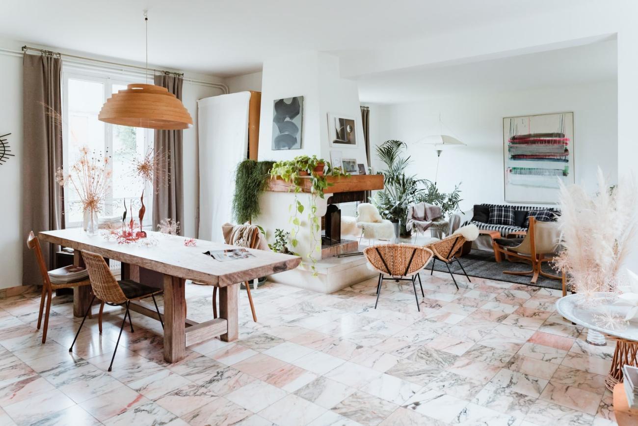 La chambre d'hôtes La Maison & l'Atelier, dans l'Oise