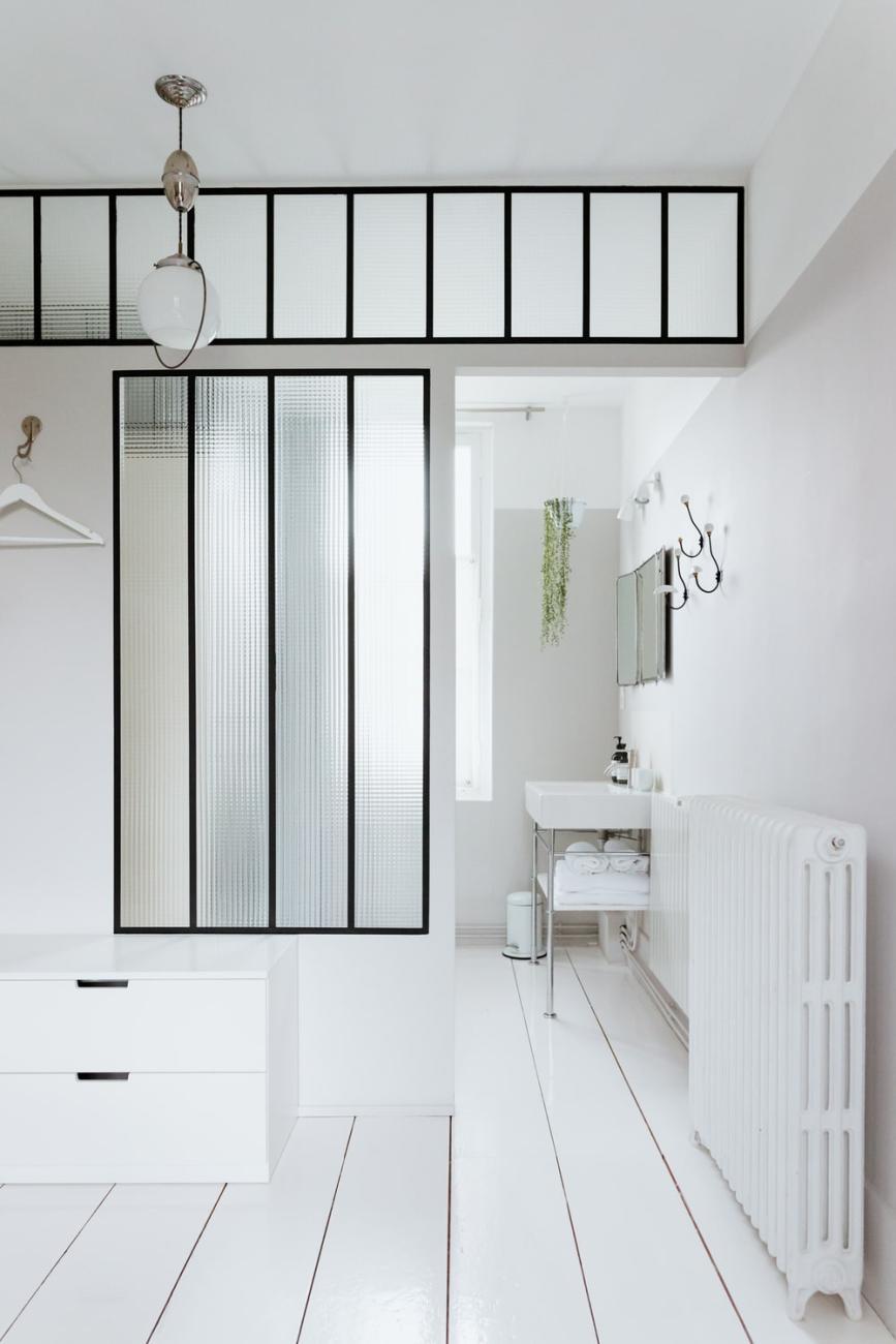 Une chambre de la maison d'hôtes La Maison & l'Atelier, dans l'Oise