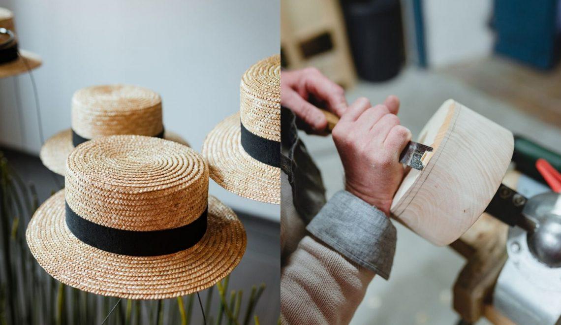 Artisanat en Tarn et Garonne : les chapeaux de paille de Caussade
