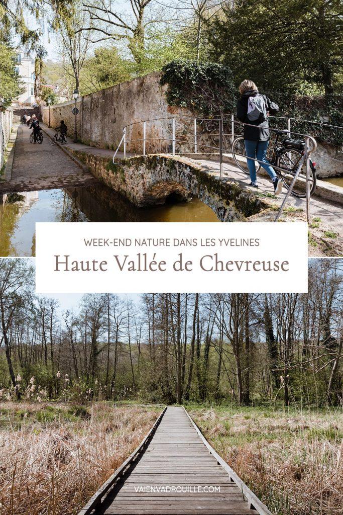 La Haute Vallée de Chevreuse dans les Yvelines : idée de week-end nature en Île-de-France