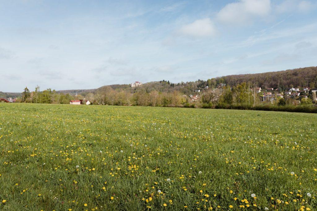 Cyclotourisme dans la Haute Vallée de Chevreuse dans les Yvelines - Idée de week-end nature en Île-de-France