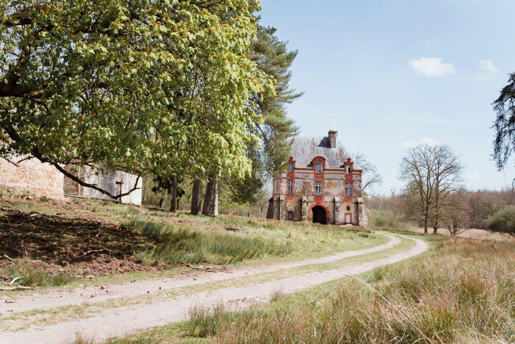 Domaine de Dampierre en Yvelines - Idée de week-end nature et patrimoine en Île-de-France