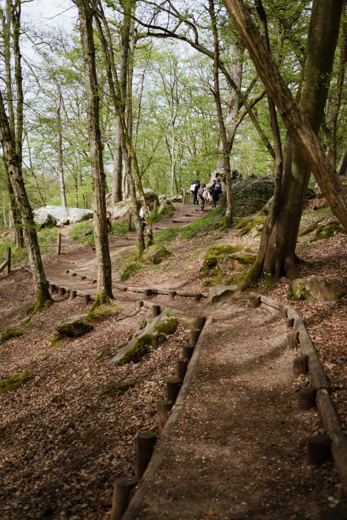 Randonnée en Haute Vallée de Chevreuse dans les Yvelines - Idée de week-end nature en Île-de-France