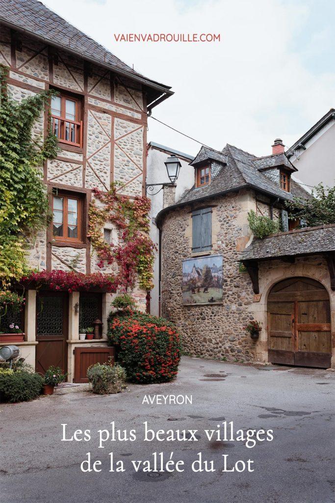 Aveyron : les plus beaux villages de la vallée du Lot